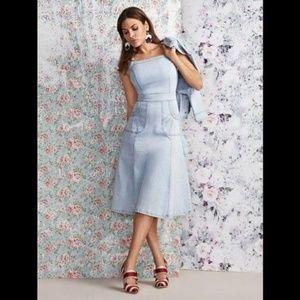 eva mendes for New York & Company Candace Dress M